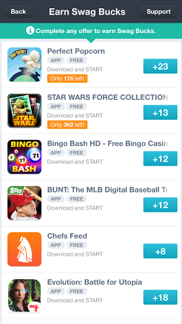 swagbucks download